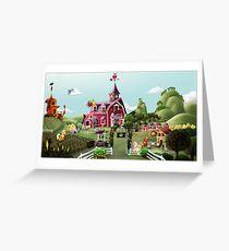 Sweet Apple Acres, Noon Greeting Card