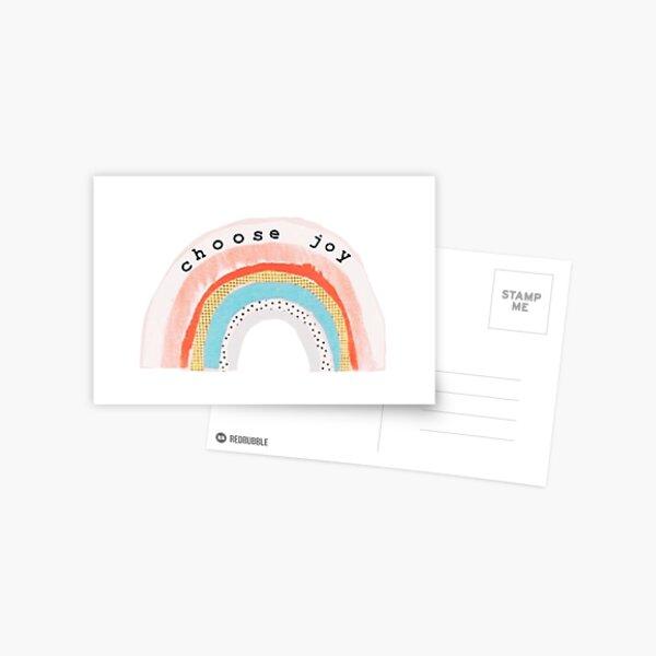 Choose Joy Postcard