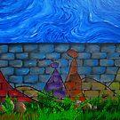 The Wall by Gunes Yilmaz