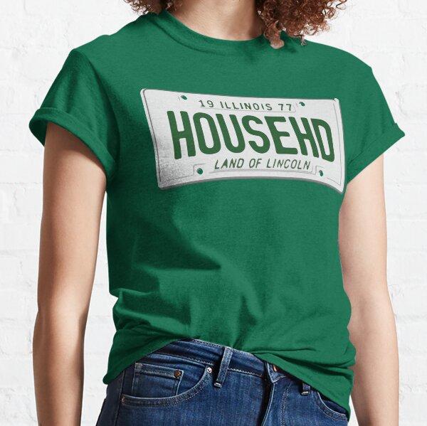 House Head Classic T-Shirt