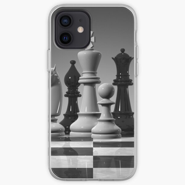Chess board  iPhone Soft Case
