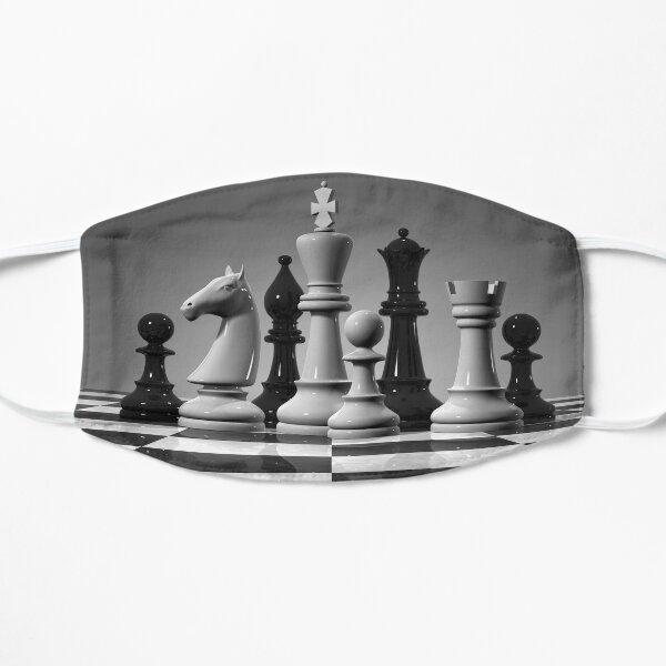 Chess board  Flat Mask