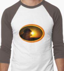 Sun Eater Men's Baseball ¾ T-Shirt