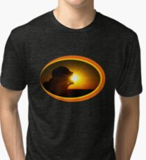 Sun Eater Tri-blend T-Shirt