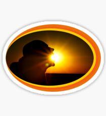 Sun Eater Sticker