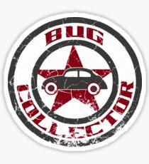 Bug Collector  Sticker