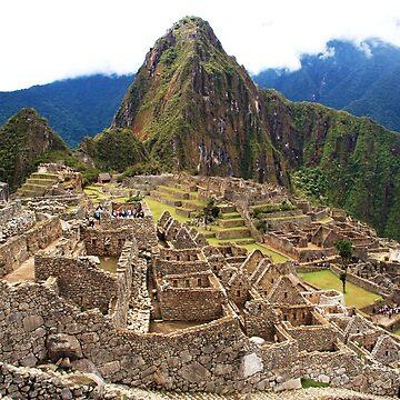 Machu Picchu by kmatm