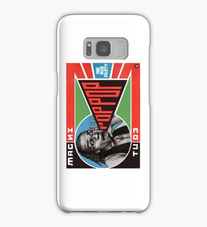 One Man Party Samsung Galaxy Case/Skin