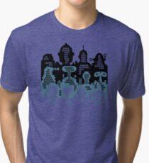 ROBOT CITY! Tri-blend T-Shirt