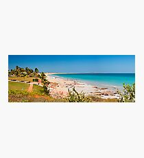 Cable beach panorama Photographic Print