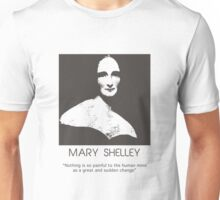 Back to School: Mary Shelley Unisex T-Shirt