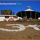 Happy Independence Day All Of My Friends !   by Naveen  Sharma