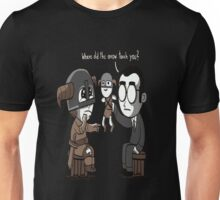That Poor Traumatized Dovahkiin... Unisex T-Shirt