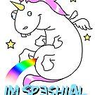 Special Unicorn by HamSammy