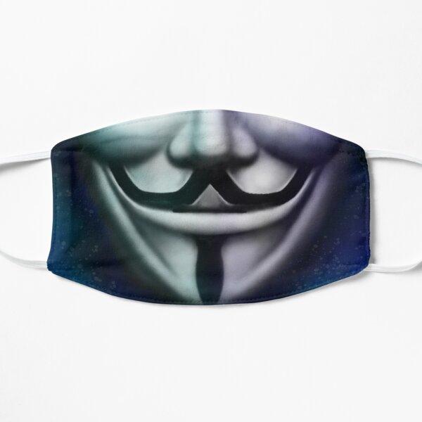 Anonymous  Flat Mask