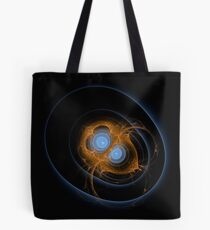 Alien Mitosis Tote Bag