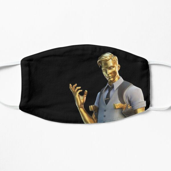 GoldMidas Maske