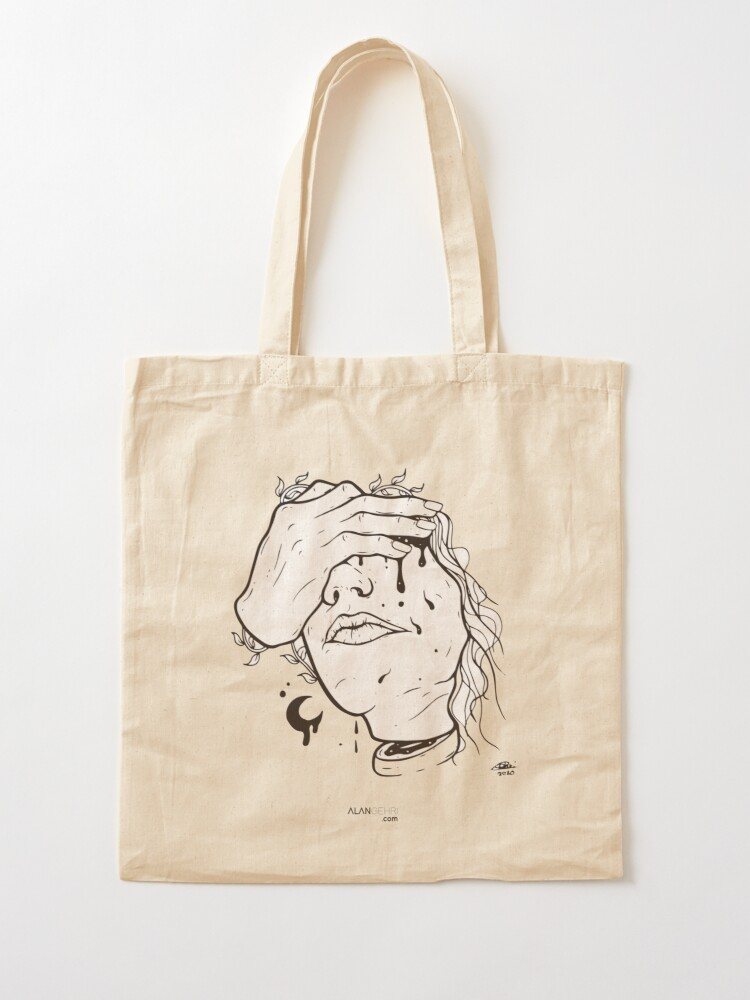 Alternate view of F*** I made a mistake Tote Bag