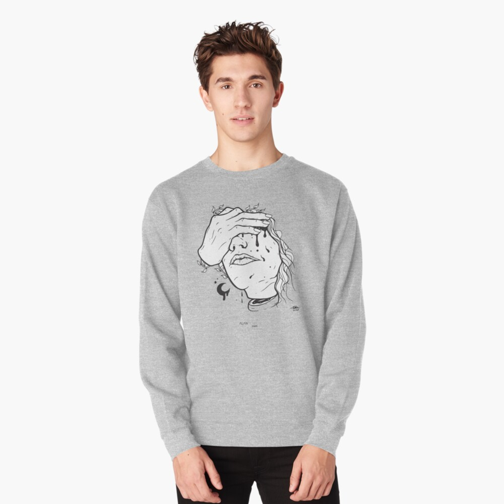 F*** I made a mistake Pullover Sweatshirt