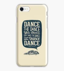 Platypus The Wise iPhone Case/Skin