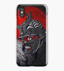 Samurai Z iPhone Case