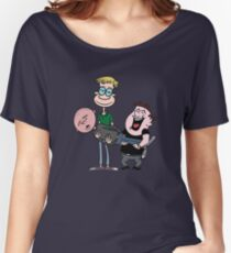 Ricky Gervais show Women's Relaxed Fit T-Shirt