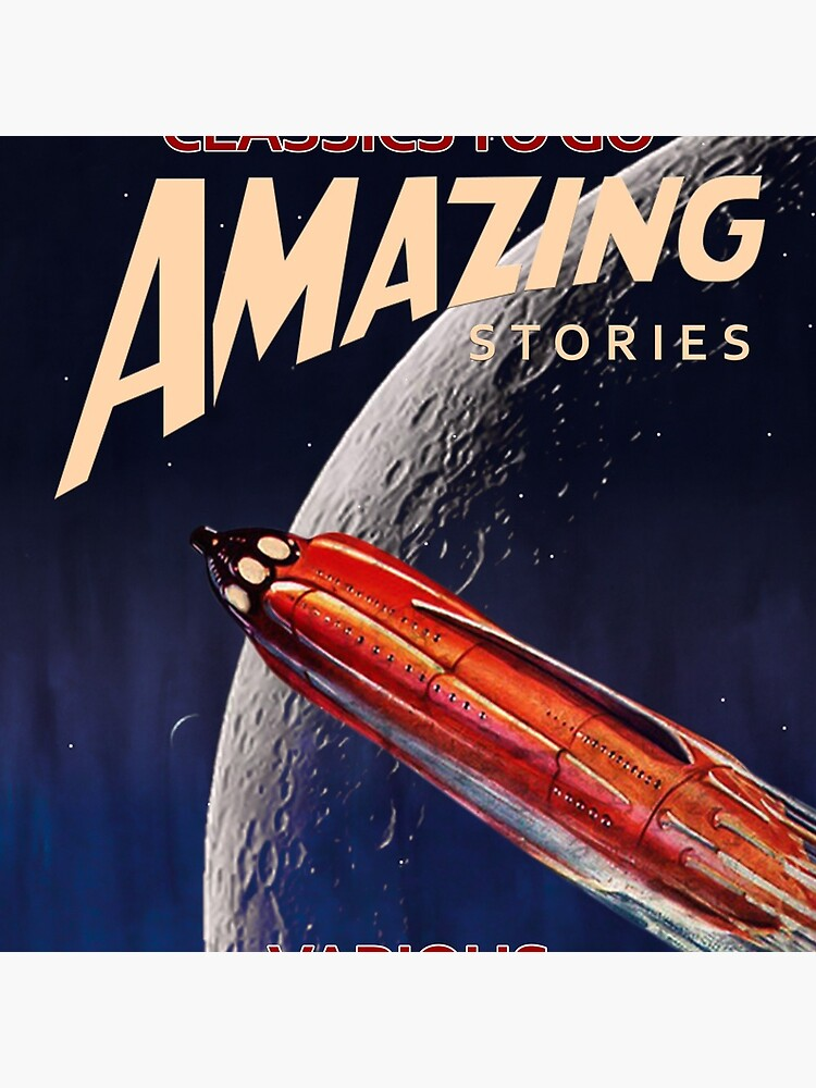 AMAZING STORIES SCIENCE FICTION by werner101