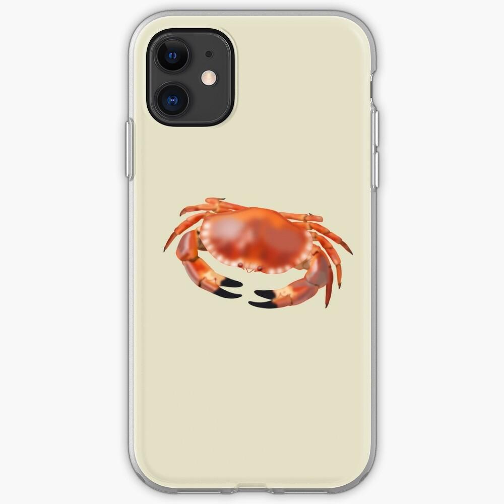 Crab iPhone Case & Cover