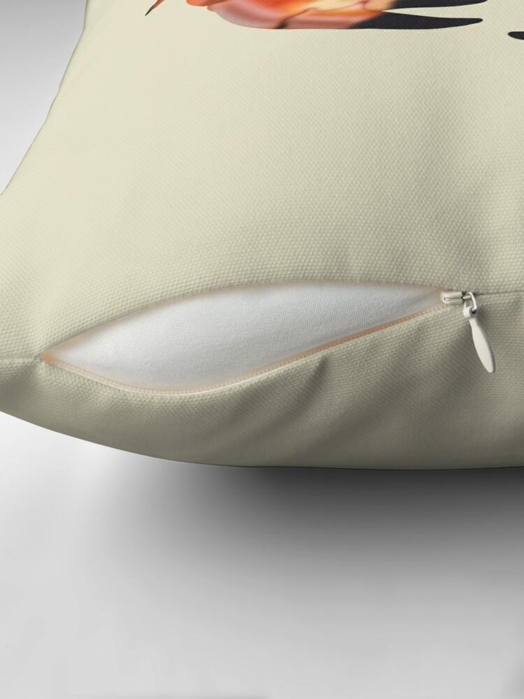 Alternate view of Crab Throw Pillow