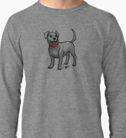 Black Lab Lightweight Sweatshirt