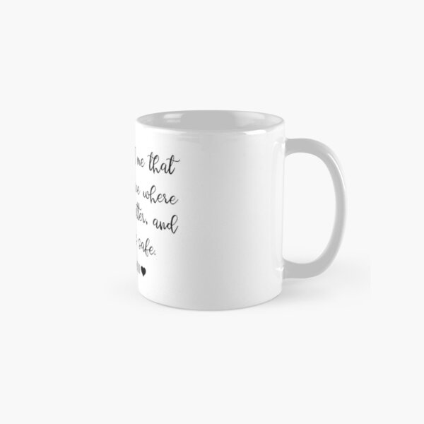 One Tree Hill - Somebody told me Classic Mug