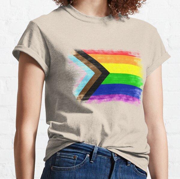 Progress flag Classic T-Shirt