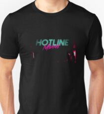 Hotline miami live action T-Shirt