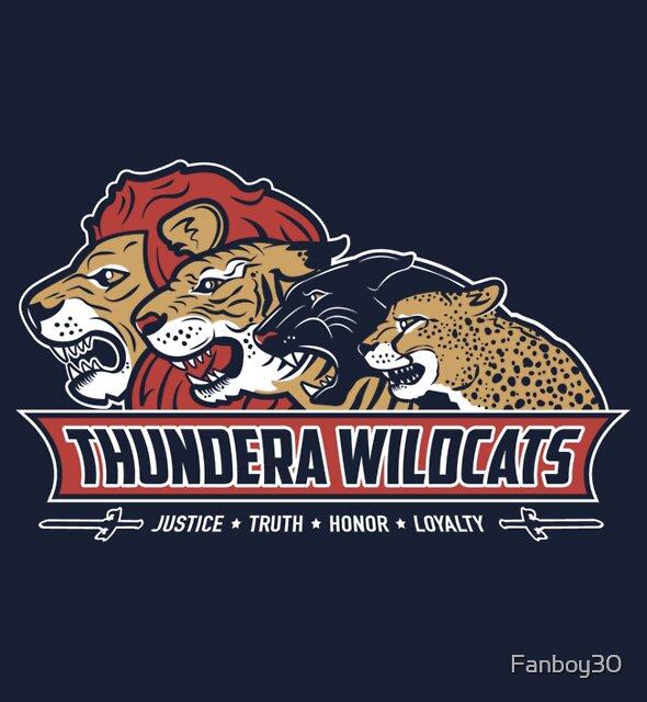 Thundera Wildcats by Fanboy30