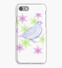 Partridge  iPhone Case/Skin