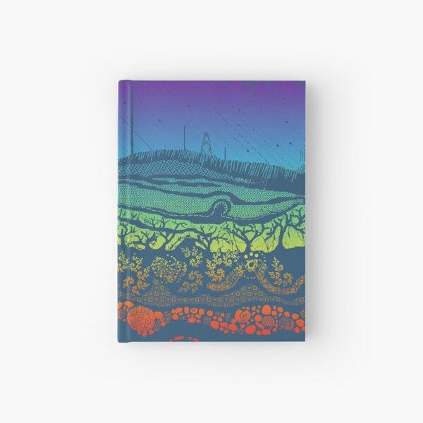 Winter Hill Rainbow Hardcover Journal