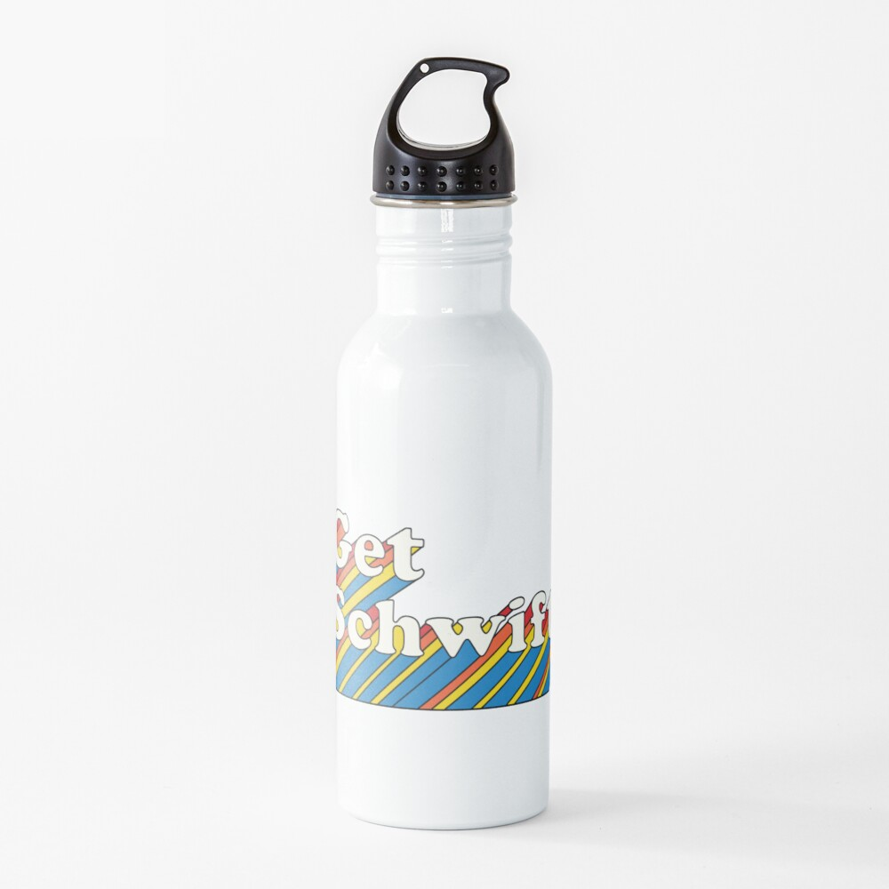 Rick and Morty : Get Schwifty  Water Bottle