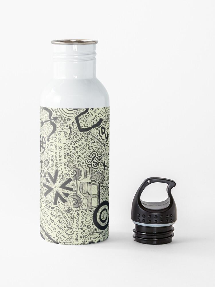 Alternate view of TeenWolf Water Bottle