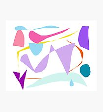 Cool Raindrop Wind Cold Meaning Words Photographic Print