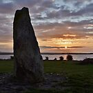 Galway Famine Memorial, Ireland by Shona McMillan