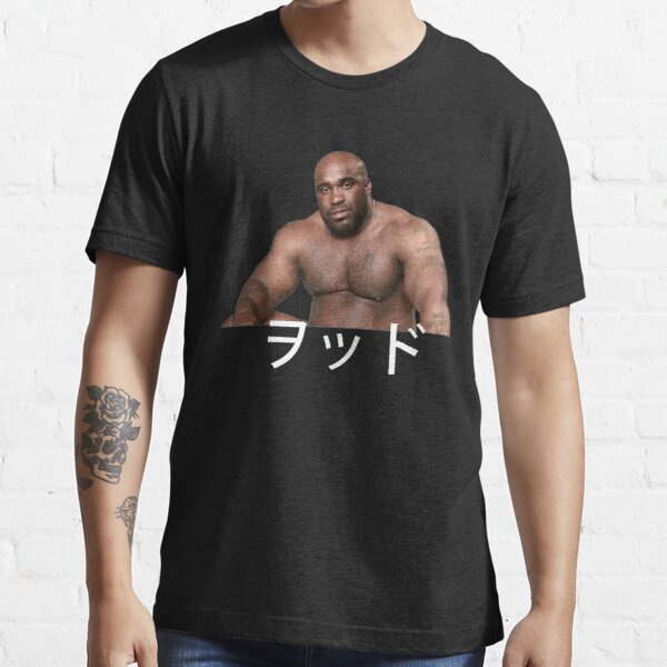 BARRY WOOD - NAKED GUY SITTING ON A BED (Japanese) Essential T-Shirt