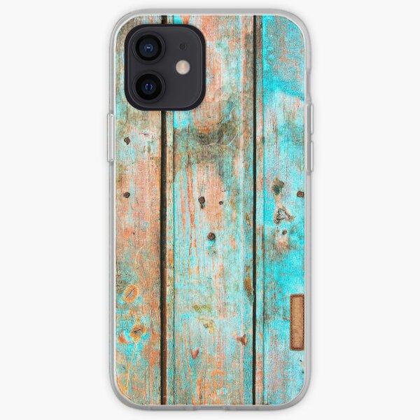 Flakey Fence iPhone Soft Case