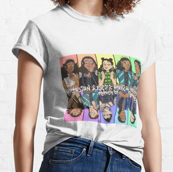 Six the Musical || Happy Asian & Pacific American Heritage Month! Classic T-Shirt