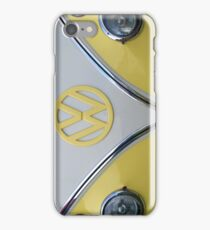 Yellow VW Dub iPhone Case/Skin