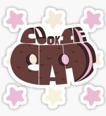 Keks Katze Sticker