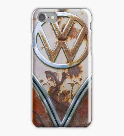 Rusty VW iPhone Case/Skin
