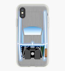 Back to the Future De Lorean iPhone Case