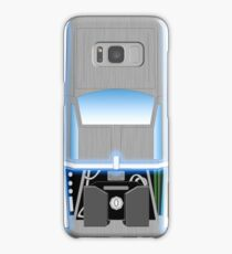 Back to the Future De Lorean Samsung Galaxy Case/Skin