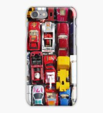Mini Cars iPhone Case/Skin