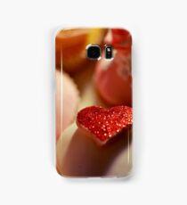 Heart Cupcakes Samsung Galaxy Case/Skin